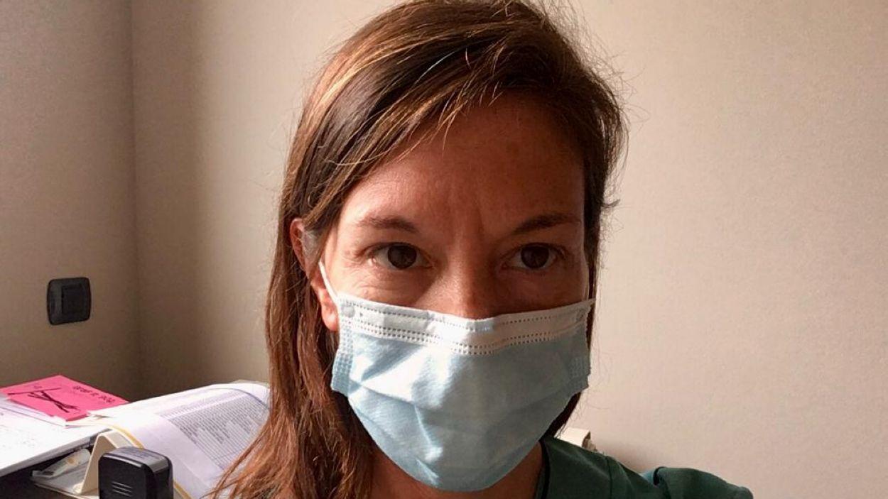 La pediatra Carla Venturi / Foto: Cedida