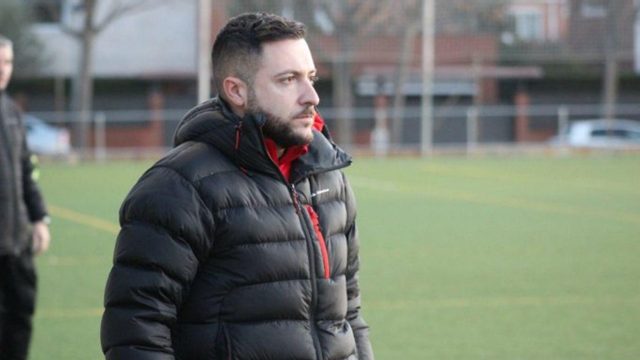 Jose Vargas seguirà a la banqueta del Valldoreix FC / Font: Valldoreix FC