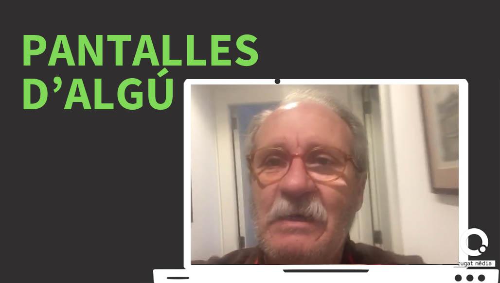 El segon capítol de 'Pantalles d'Algú' està protagonitzat per un jubilat / Foto: Cugat Mèdia