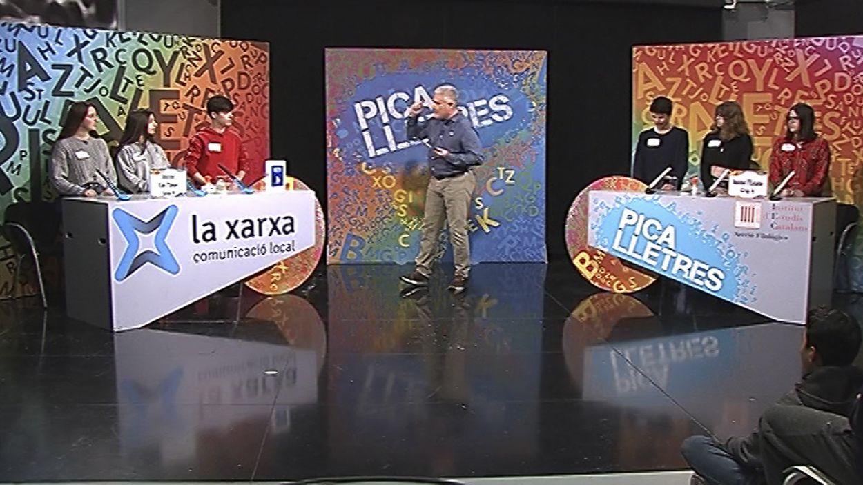 Estrena del capítol sis del 'Pica lletres' / Foto: Cugat Mèdia