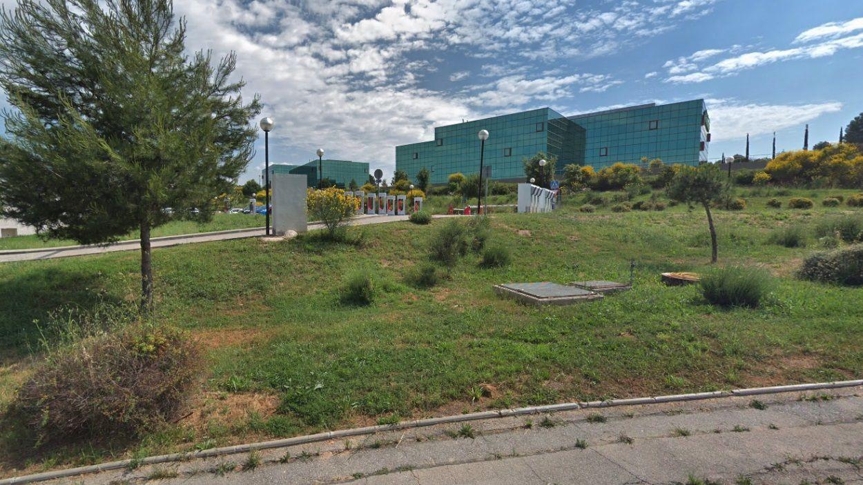 Imatge del Vallsolana Garden Business Park de Sant Cugat, on s'ha de situar Ekon / Foto: Google Maps