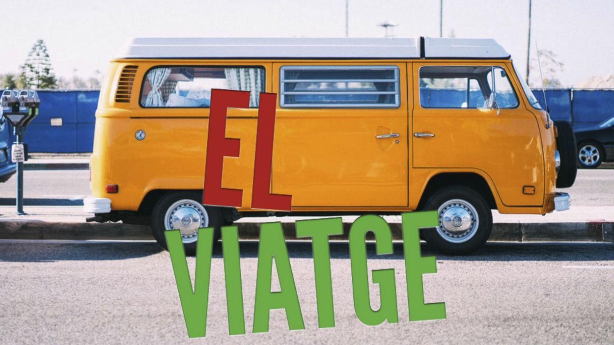 La careta de 'El Viatge' / Foto: Enfocs