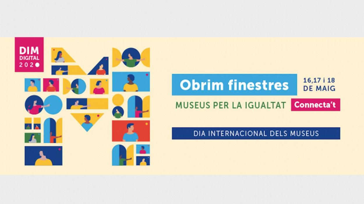 Tour virtual amb motiu  del Dia Internacional dels Museus