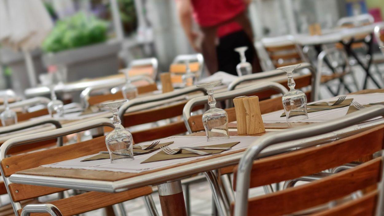 Les terrasses de Sant Cugat, a punt de rebre els primers clients en mesos / Foto: Adobe Stock