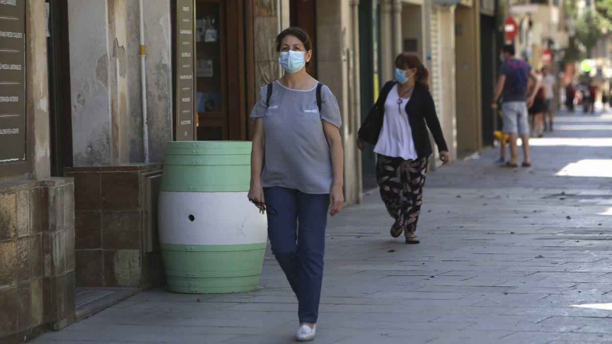 Cada vegada queden menys restriccions a Sant Cugat / Foto: Lluís Llebot - Cugat Mèdia