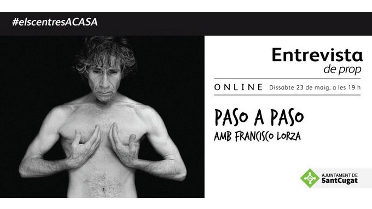 Fragments de prop: 'Paso a paso': Entrevista amb Francisco Lorza