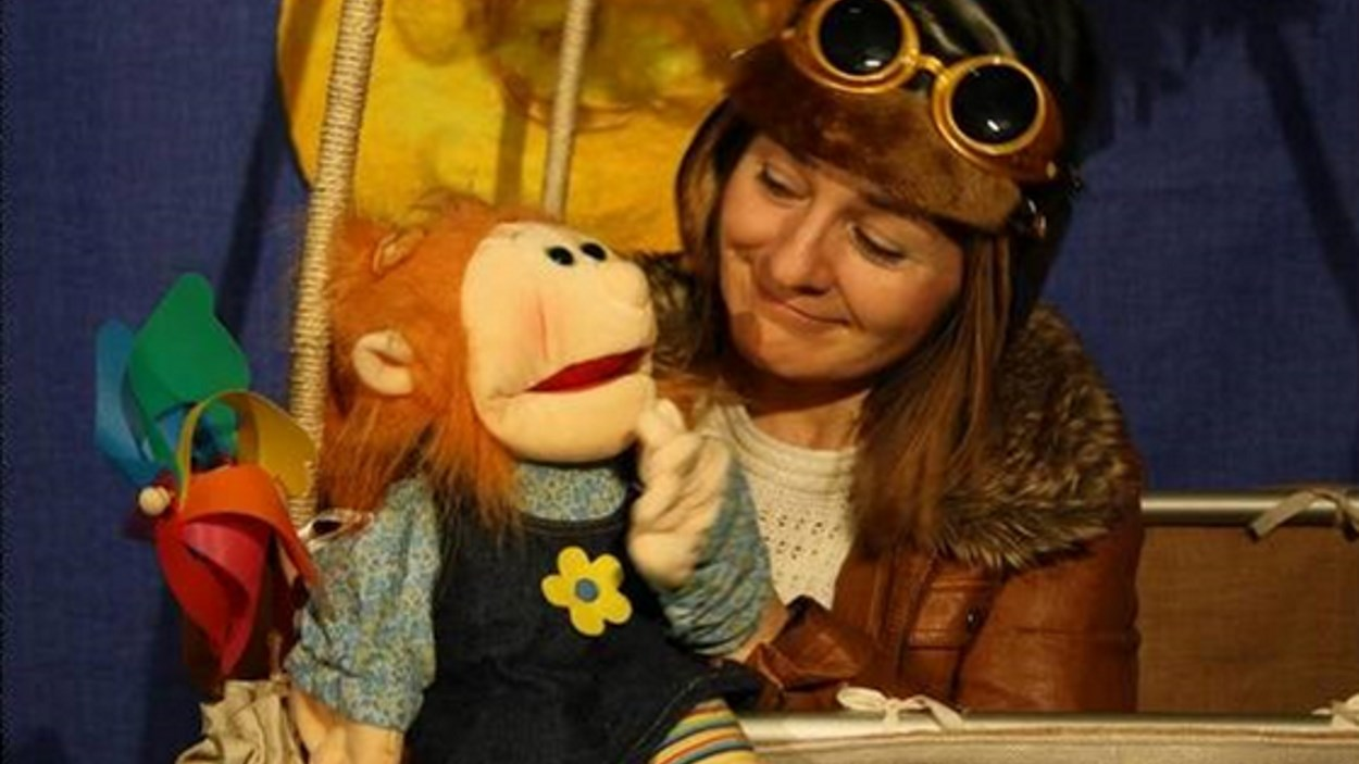 Espectacle infantil online: 'Olivia, la nena viatgera'