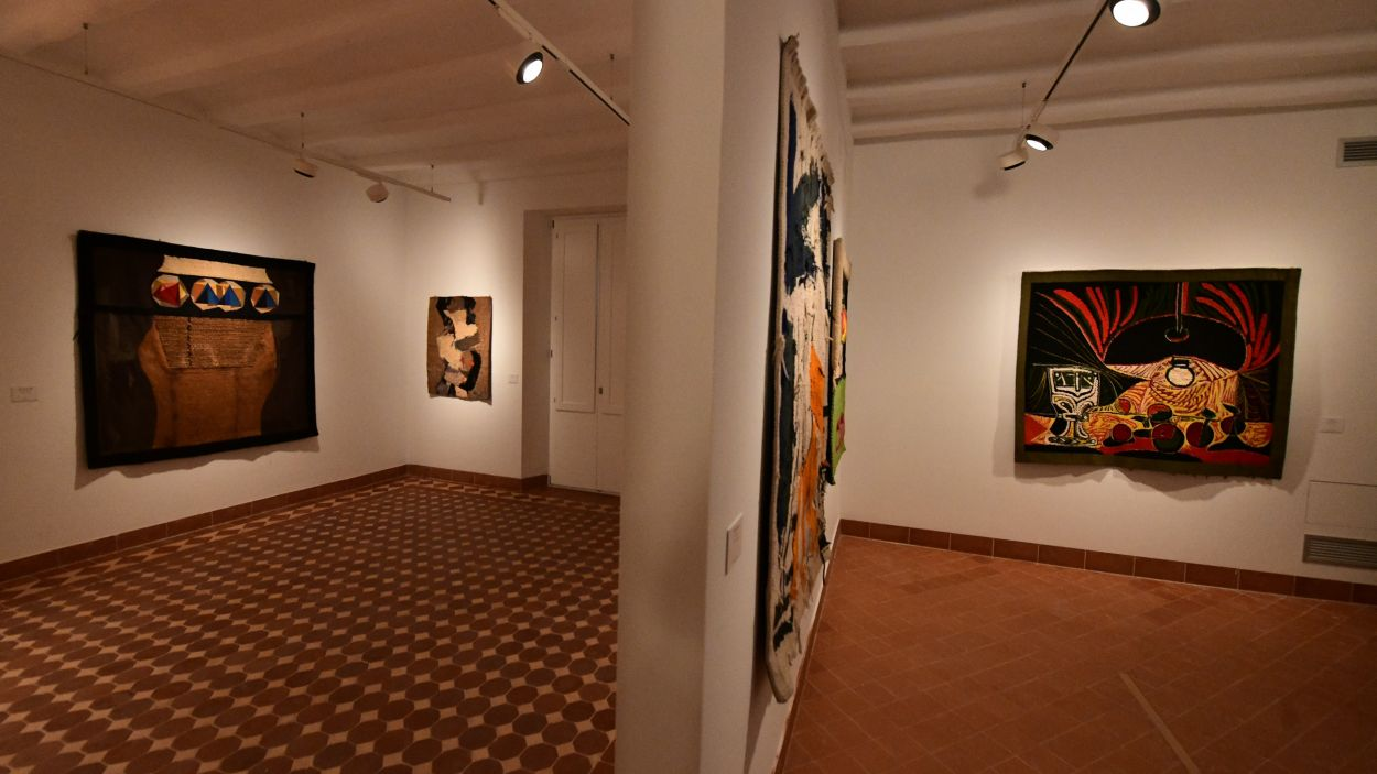 El Centre Grau-Garriga d'Art Tèxtil / Foto: Localpres