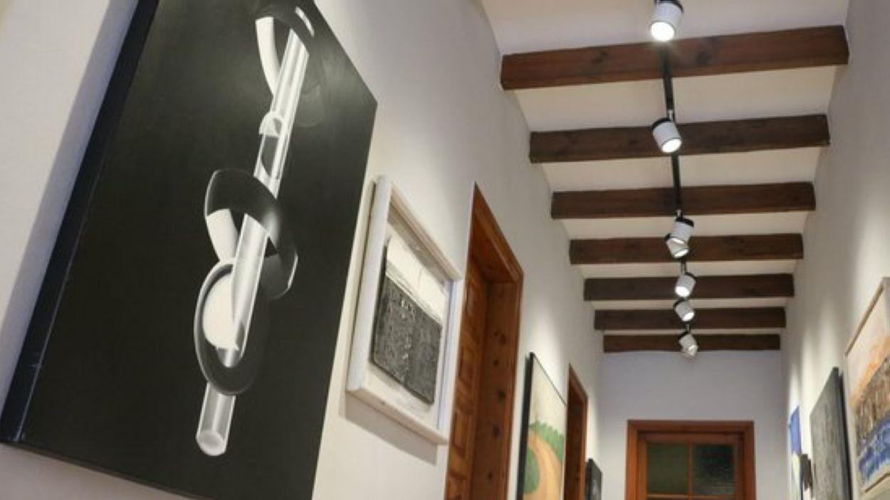 Visita comentada per a gent gran a la Canals Galeria d'Art