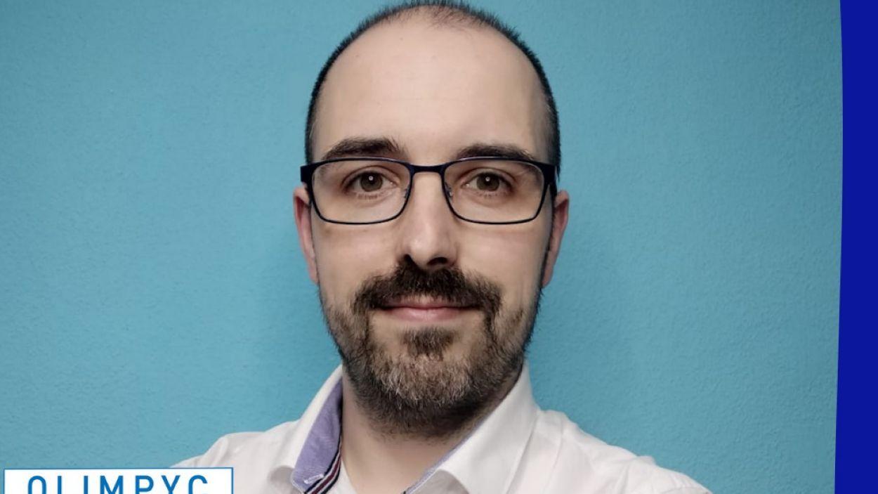 Oriol Julià, nou director esportiu Olímpyc Floresta / Font: Olímpyc Floresta