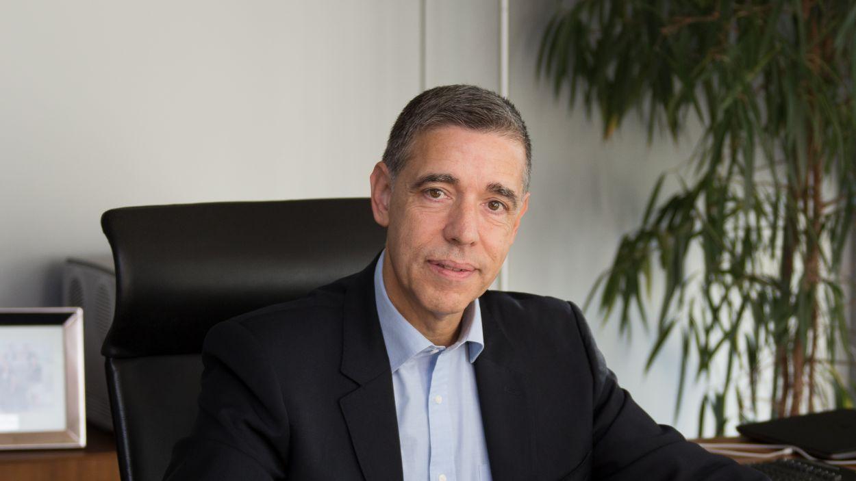 Jaime Vives (Roche): 'La gran majoria no hem passat el virus, el risc és el mateix'
