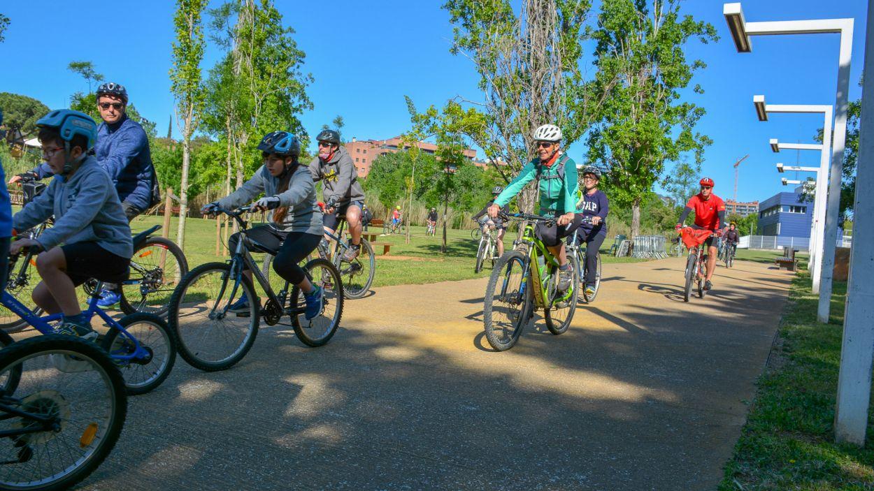 La bicicleta ha guanyat força però encara té potencial per créixer / Foto: Localpres