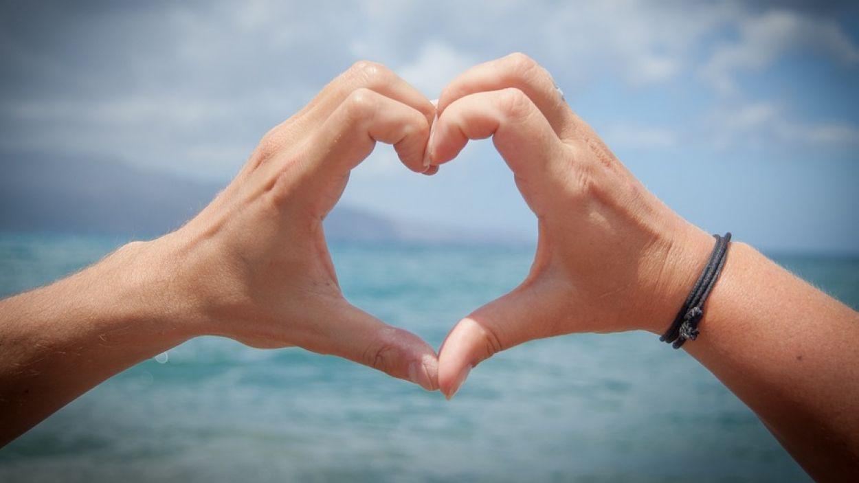 Lligar, enamorar-se, jugar amb el cor / Font: Pixabay