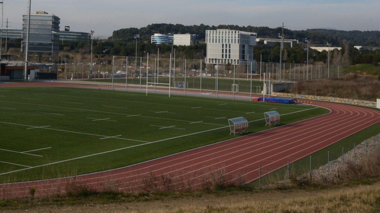 La ZEM de la Guinardera reobre la pista d'atletisme i la sala de fitness / Foto: Localpres