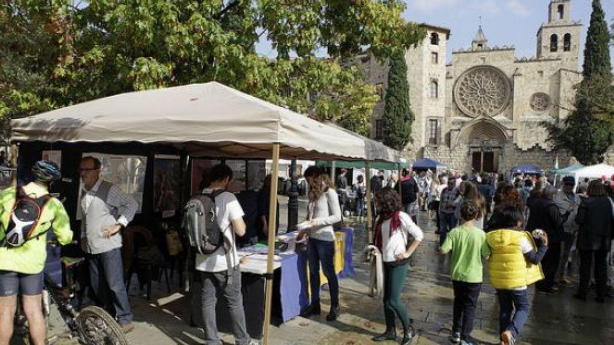 Imatge de la darrera edició de la Festa de la Tardor / Font: Ateneu
