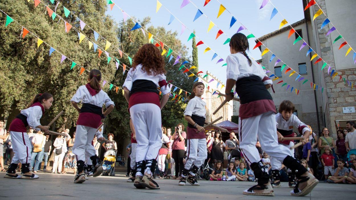 Imatge dels Bastoners / Foto: Ajuntament de Sant Cugat