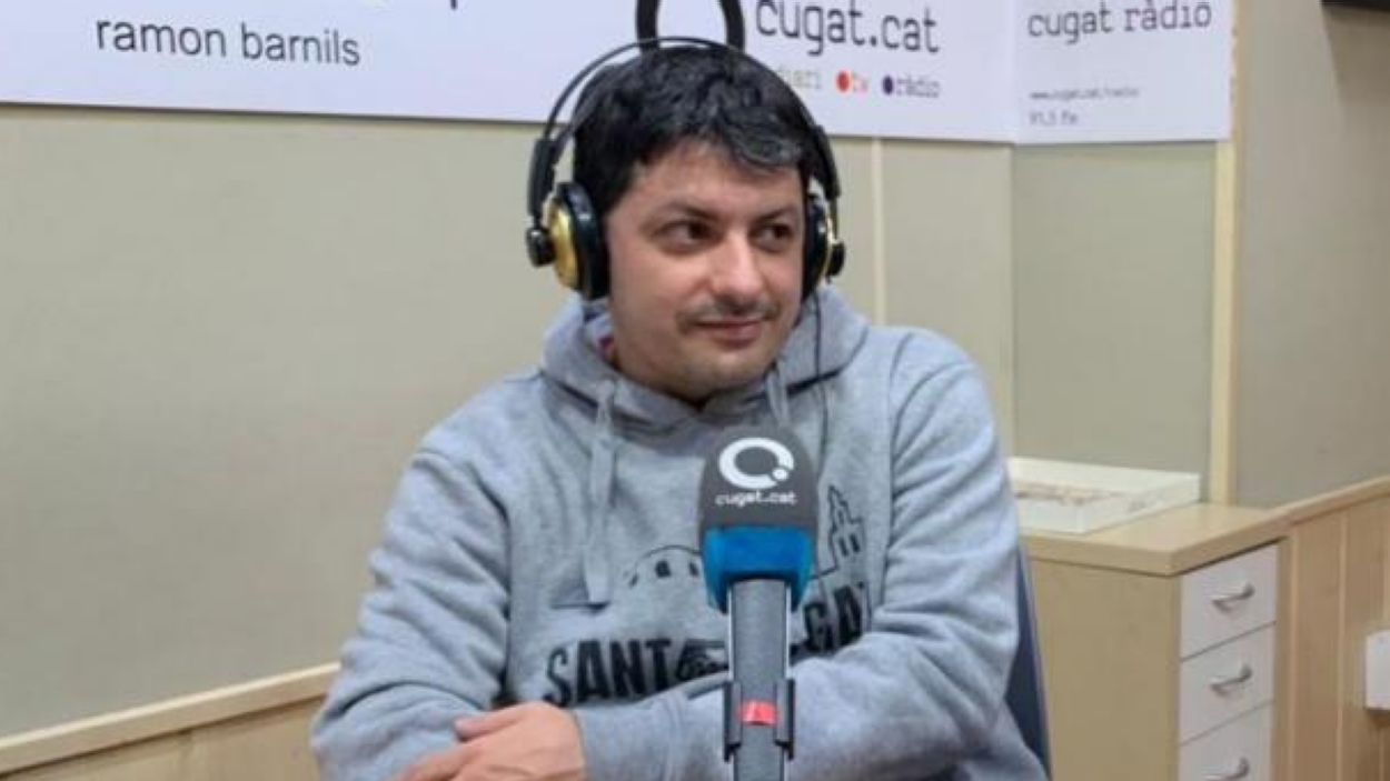 Manel Muñoz seguirà a la banqueta del Futbol Sala Sant Cugat / Font: Cugat Mèdia