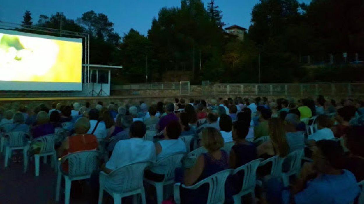 CICLES DE CINEMA A LA FRESCA
