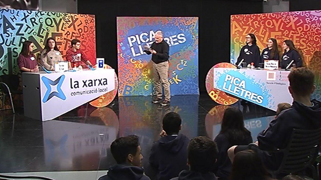 El 'Pica lletres' és una coproducció de Cugat Mèdia i La Xarxa  / Foto: Cugat Mèdia