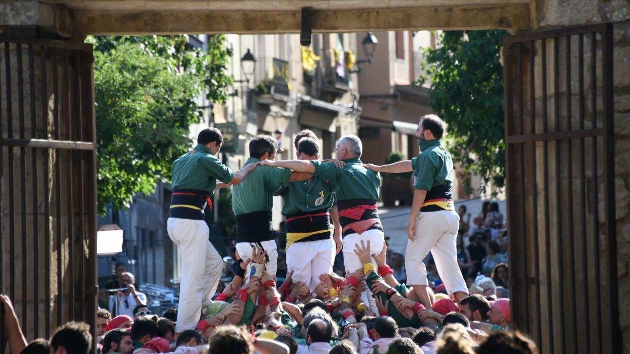 Els Gausacs no podran actuar a plaça, però segueixen actius / Foto: Localpres