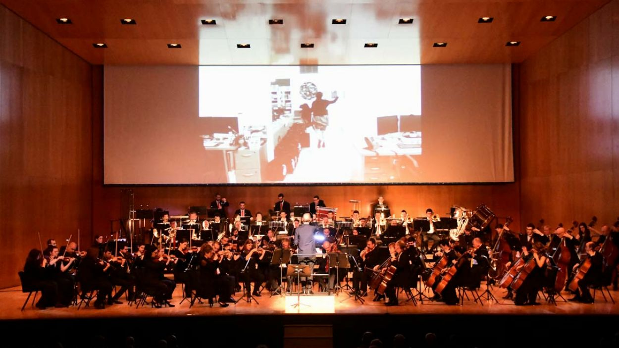 L'Orquestra Simfònica del Vallès / Foto: Localpres
