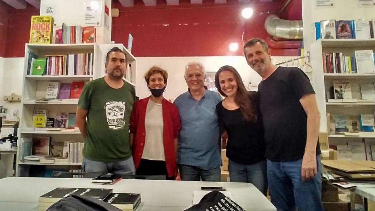 Membres del projecte / Foto: Cedida