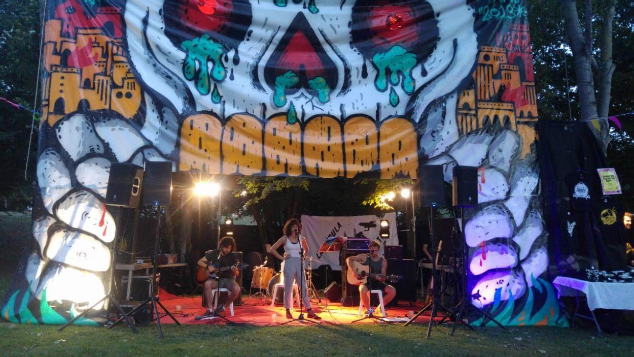 Dissidència Sònica torna a organitzar un concert a Sant Cugat / Foto: Cedida