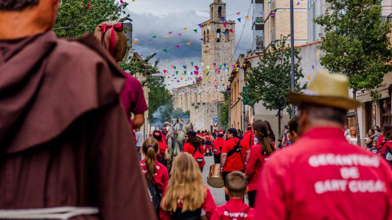 El pregó d'enguany serà a càrrec de joves de la ciutat / Foto: Cugat Mèdia