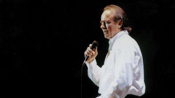 Joan Manuel Serrat cantarà al Teatre-Auditori l'11 i el 12 de setembre