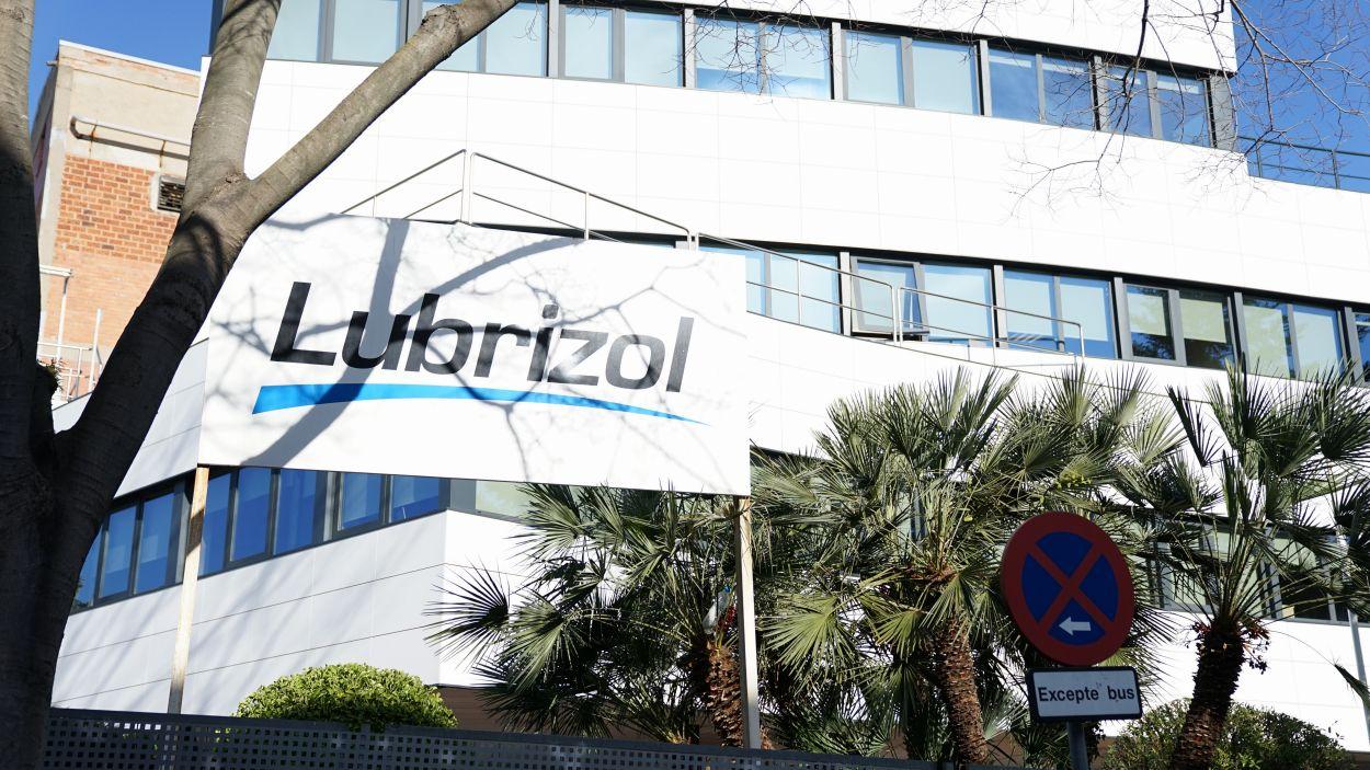 La planta de Lubrizol a Sant Cugat es troba al polígon de Can Magí / Foto: Cugat Mèdia