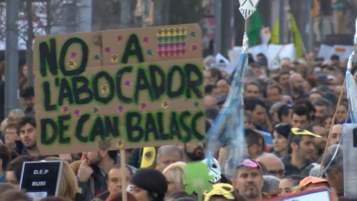 L'Ajuntament presenta al·legacions contra l'autorització per abocar residus a Can Balasc