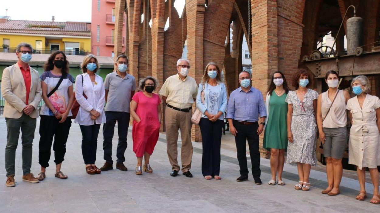 L'Ajuntament i Acompanya'm treballen junts a Sant Cugat / Font: Ajuntament de Sant Cugat