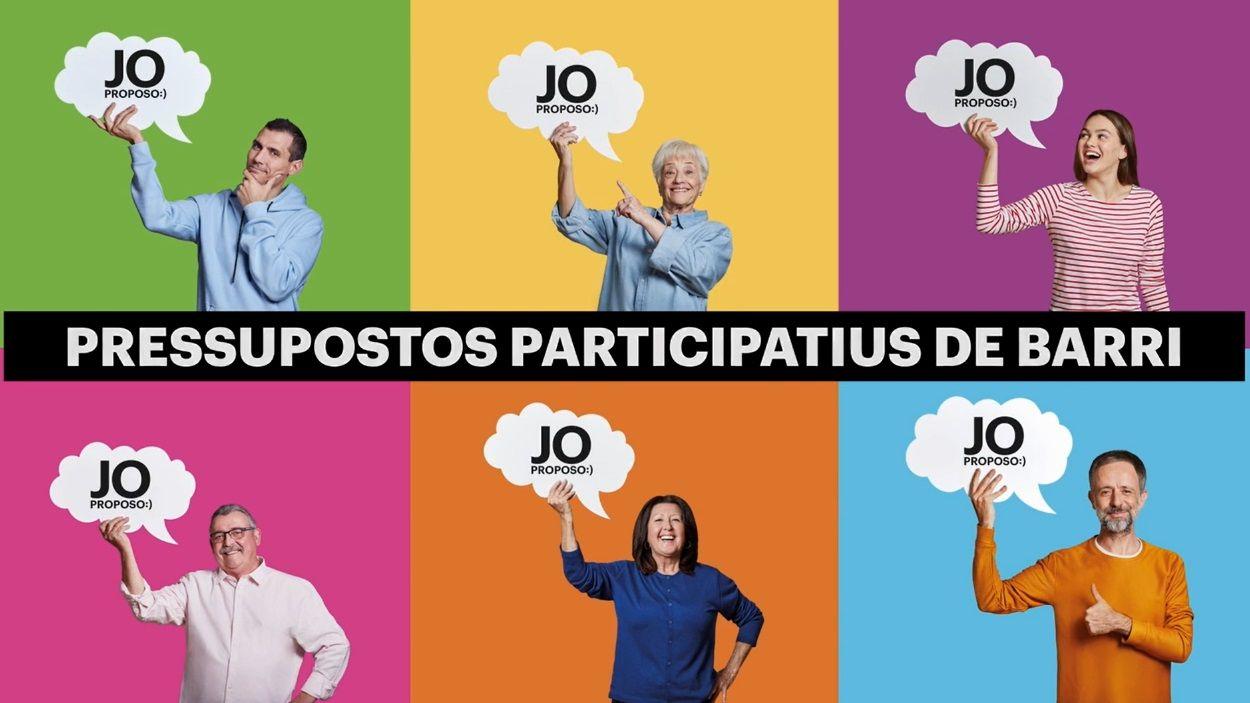 La presentació de propostes per barris s'ha fet telemàticament / Foto: Ajuntament de Sant Cugat