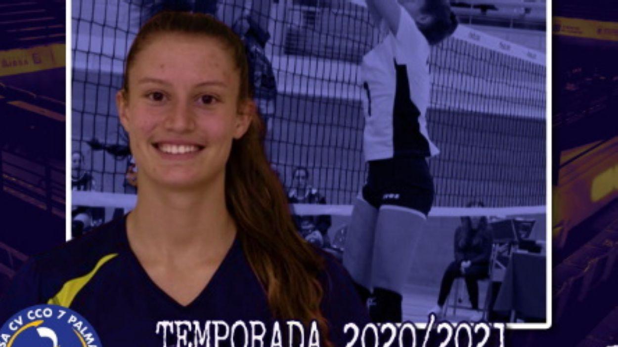 Adriana Priante fitxa pel Jav Olímpico / Font: Jav Olímpico