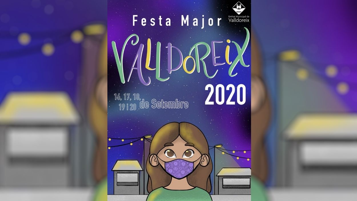 FESTA MAJOR DE VALLDOREIX 2020