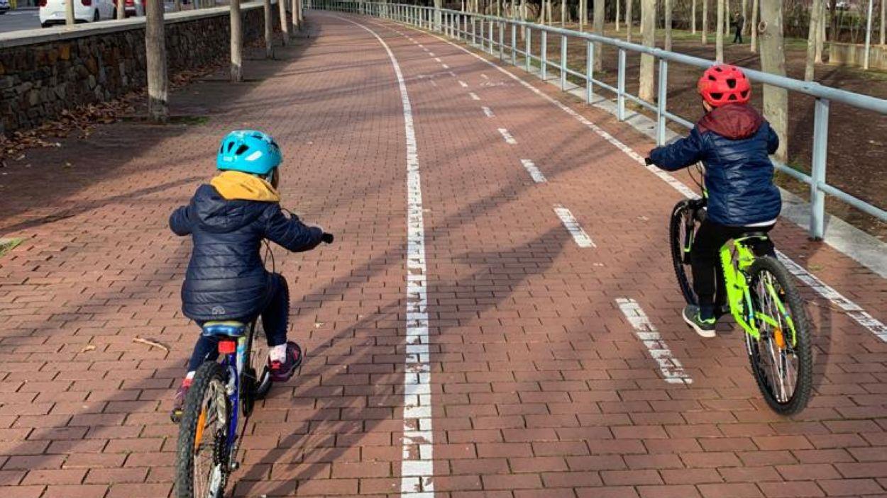 Quin és es fa de la bicicleta a Sant Cugat? / Foto: Lluís Llebot