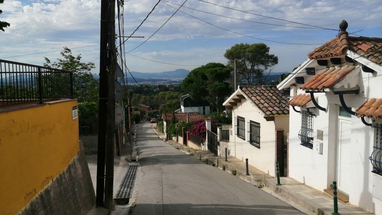 La Colònia Montserrat / Foto: Cugat Mèdia