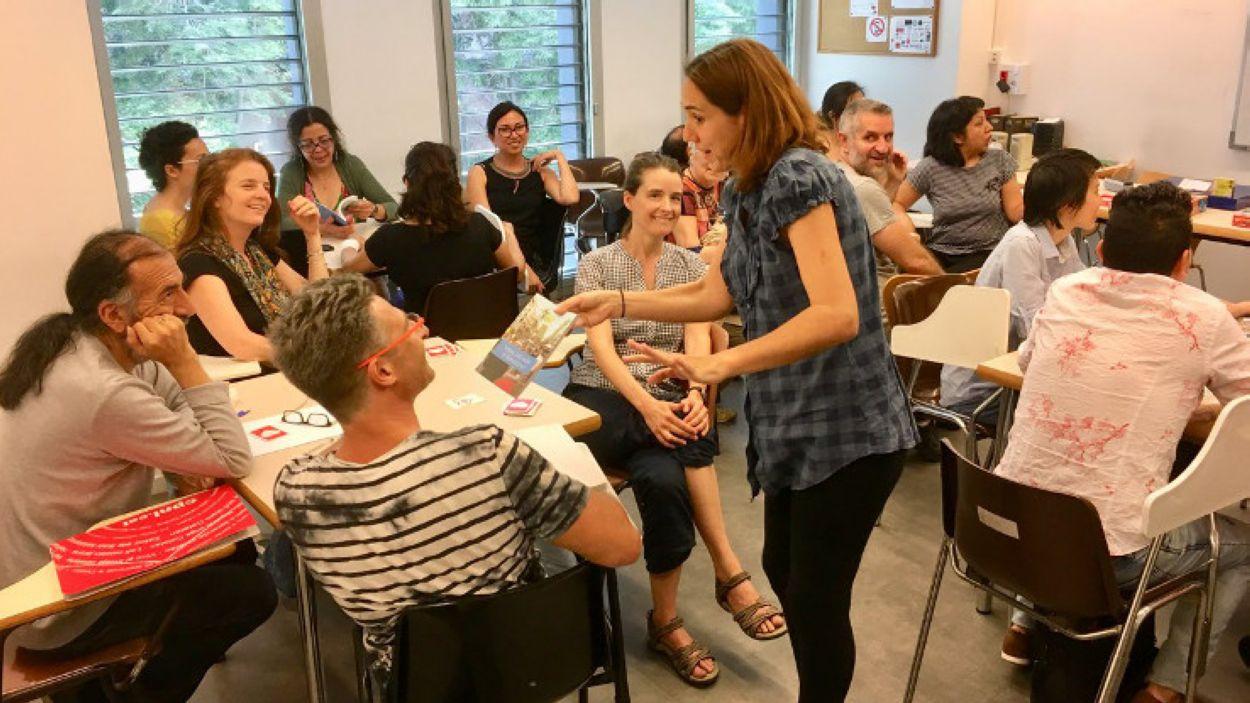 Una classe de català del CPNL / Foto: Gencat.cat