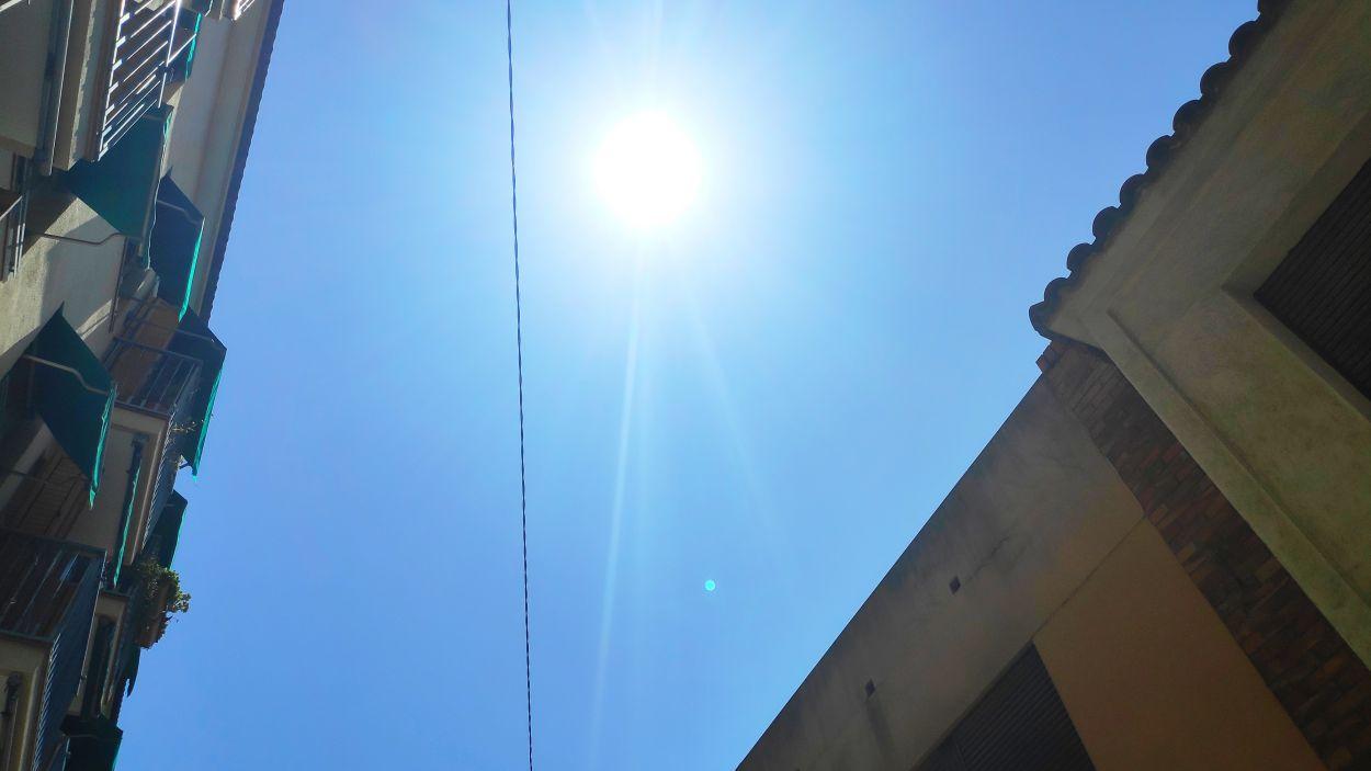 Les temperatures superaran els 30 graus / Foto: Cugat Mèdia