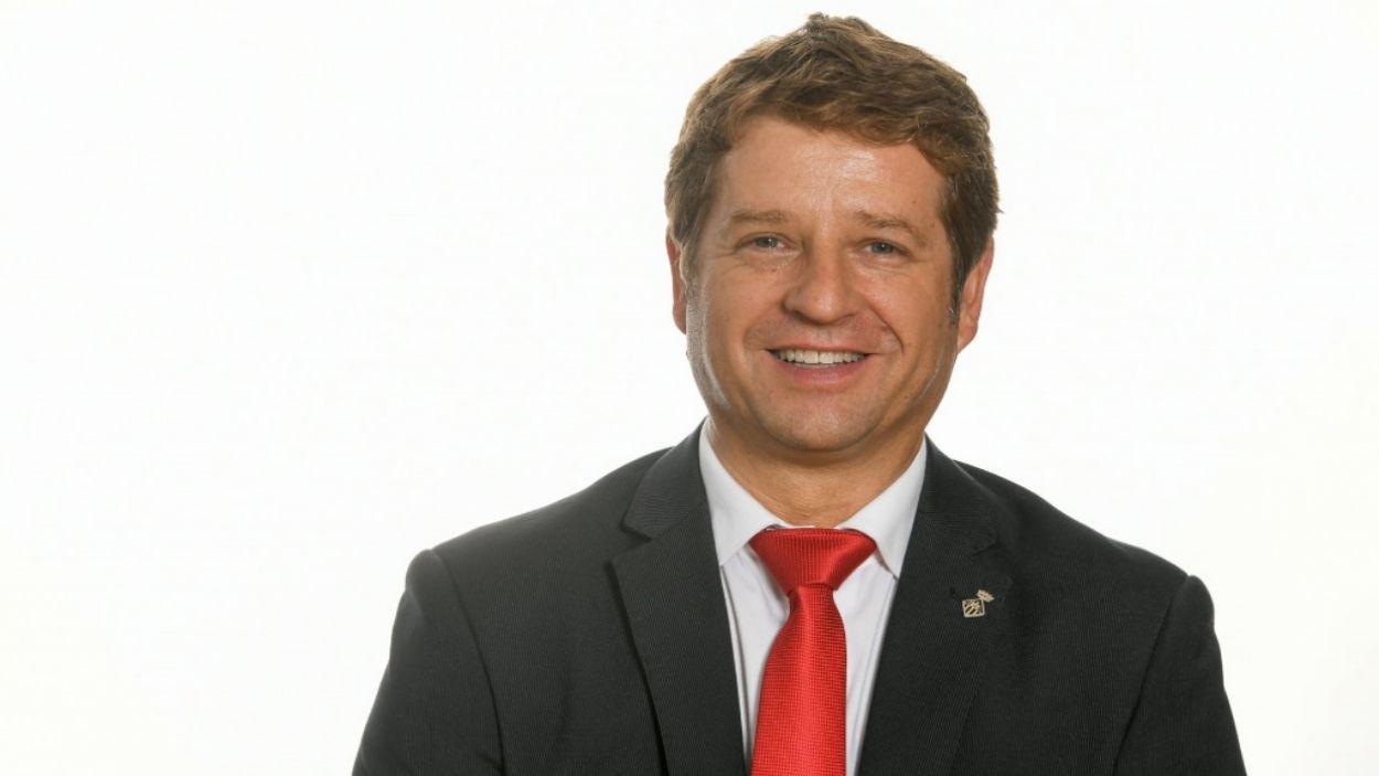 Pere Soler, alcalde accidental fins al 30 d'agost / Foto: Ajuntament