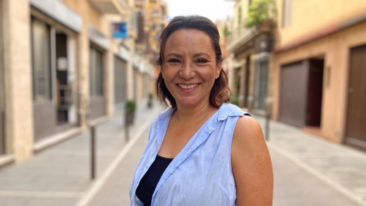 Rosa Garalva / Foto: Cugat Mèdia