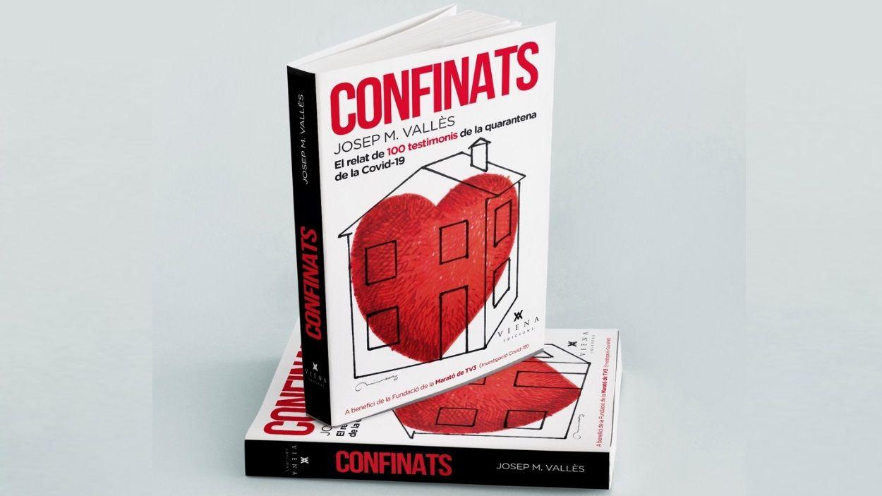 Presentació del llibre 'Confinats', de Josep M. Vallès