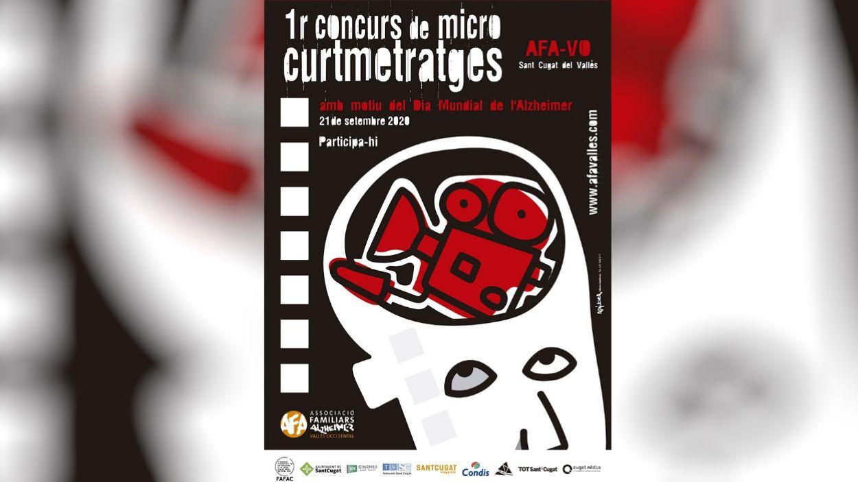 Cartell de la iniciativa / Foto: AFA Vallès