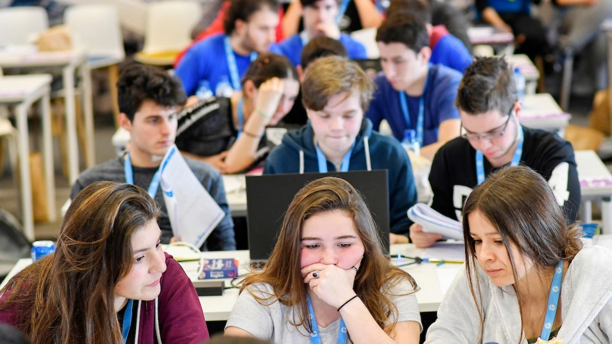 La competició de programació HP CodeWars és una de les iniciatives destacades de la companyia / Foto: Cedida