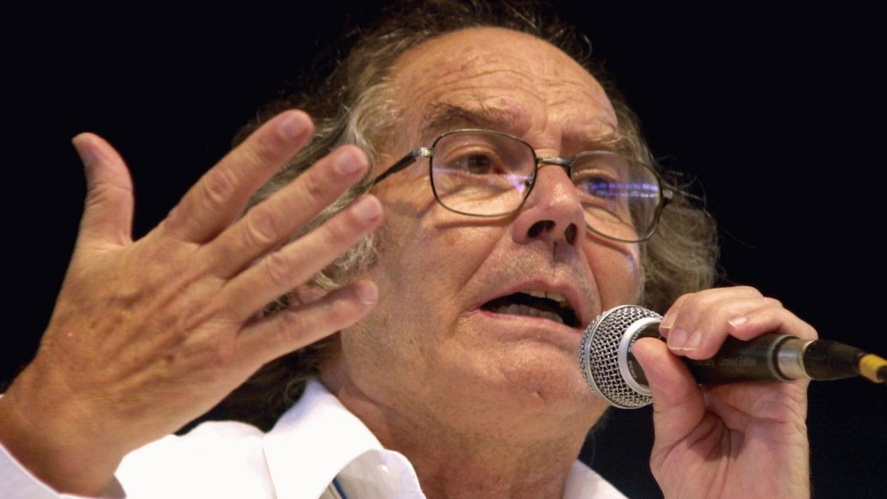 Pérez Esquivel, en una imatge d'arxiu / Foto: Marcello Casal Jr. / Agência Brasil / https://bit.ly/2FsNR5v
