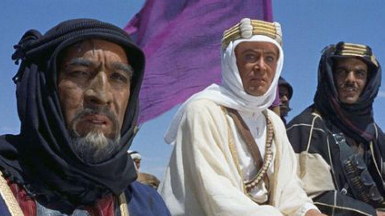 Lawrence d'Aràbia és una de les bandes sonores més conegudes de Maurice Jarre