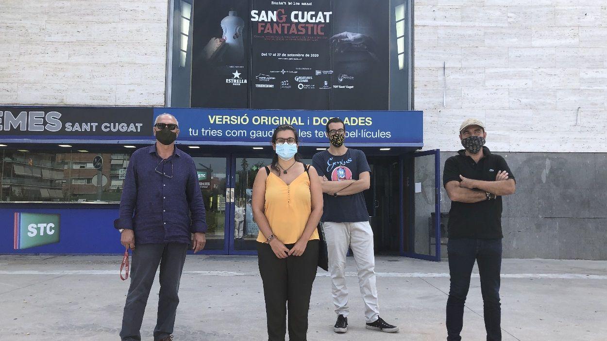 Tornen els cicles de cinema a Sant Cugat amb estrenes, festivals i gèneres per a tots els públics