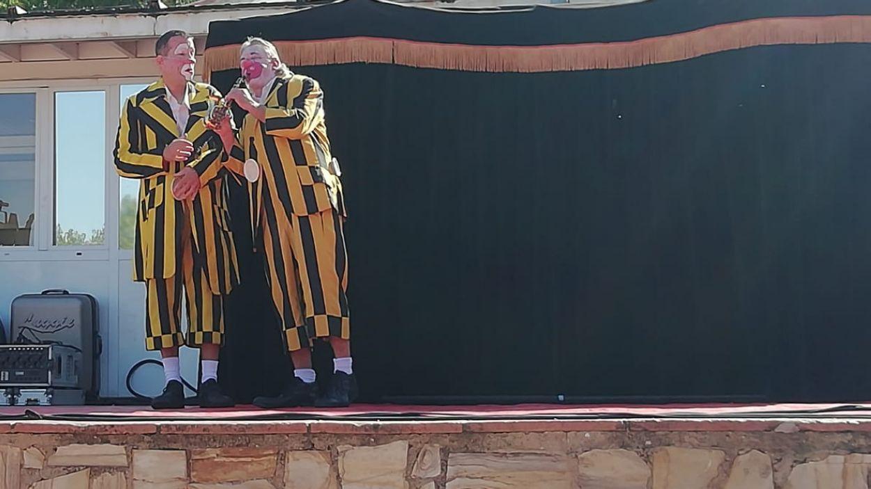 Actuació de Tortell Poltrona a la Festa Major de Valldoreix / Font: Cugat Mèdia