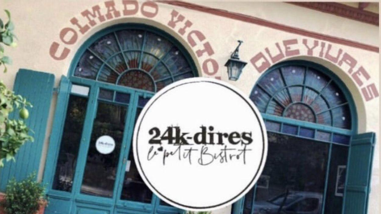 El nou restaurant es troba a l'antic Colmado Víctor / Foto: EMD Valldoreix