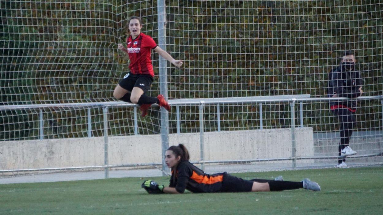 El SantCu femení torna a la competició / Font: Aina Villares